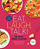 Eat, Laugh, Talk: The Family Dinner Playbook (English Edition)