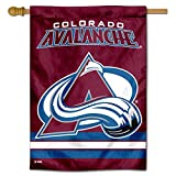 WinCraft Colorado Avalanche Double Sided Banner House Flag