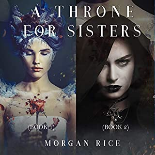 A Throne for Sisters: Books 1 and 2 cover art