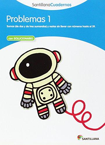 PROBLEMAS 1 SANTILLANA CUADERNOS - 9788468012452