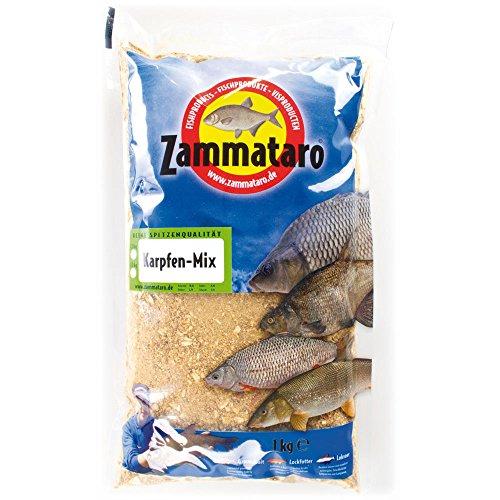 ZammataroFertigfutter Karpfen Mix 1kg