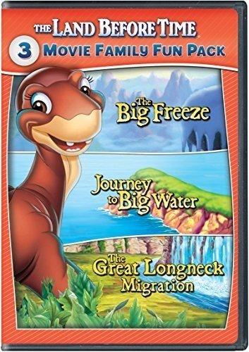 Land Before Time Viii-X 3-Movie Family Fun Pack [Edizione: Stati Uniti] [Italia] [DVD]