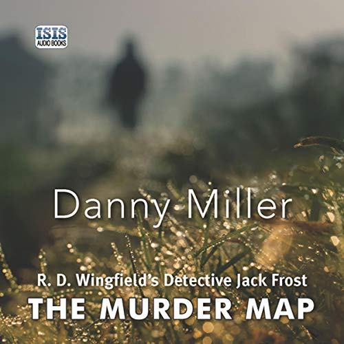 The Murder Map audiobook cover art