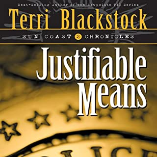 Justifiable Means audiobook cover art