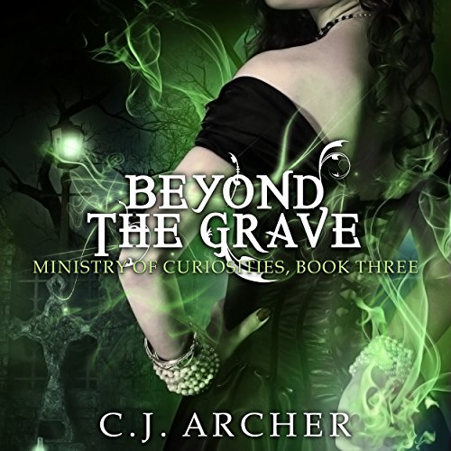 Beyond the Grave audiobook cover art