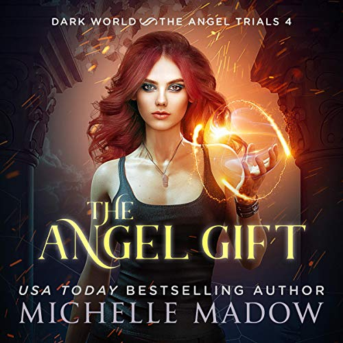 The Angel Gift audiobook cover art