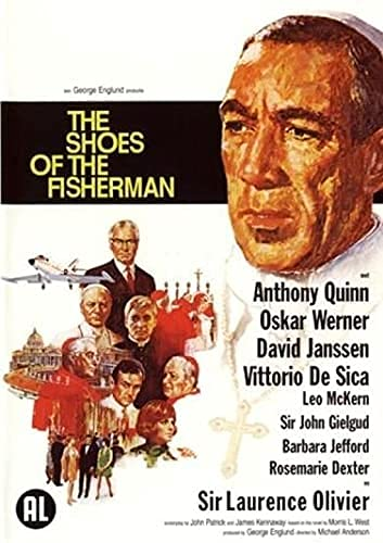 The Shoes of the Fisherman [1968] extra's by Anthony Quinn
