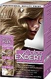 Schwarzkopf Color Expert Intensiv-Pflege Color-Creme, 8.1 Kühl Mittelblond Stufe 3, 3er Pack (3 x...
