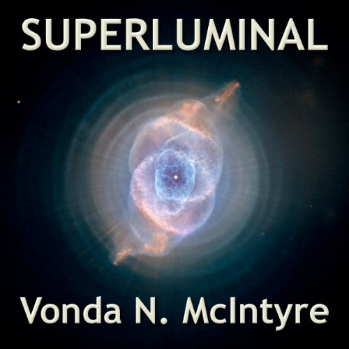 Superluminal audiobook cover art