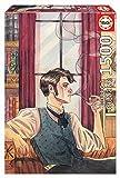 Educa 19044 Sherlock Holmes Esther Gili. Puzzle de 1500 Piezas, a Partir de 14 años, Multicolor