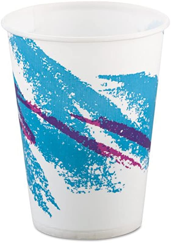 SCCR9NJ Jazz Waxed Paper Cold Cups