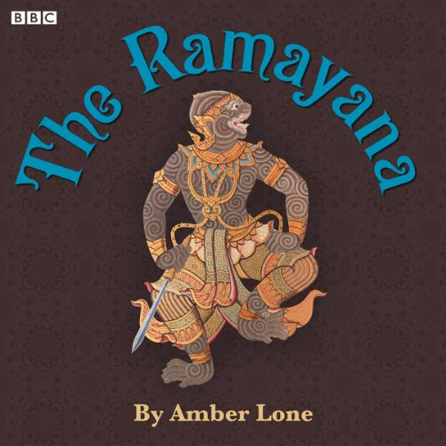 The Ramayana (Dramatised) audiobook cover art