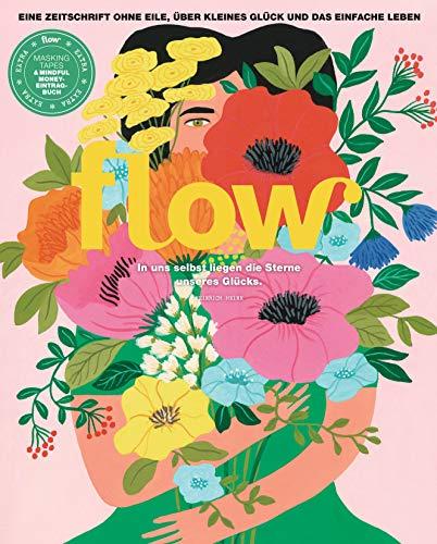 Flow Nummer 56 (2/2021): Eine Zeitschrift ohne Eile, über kleines Glück und das einfache Leben