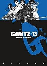 Gantz Volume 13 by Hiroya Oku (2010-10-26)