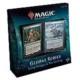 Magic The Gathering MTG-GS1-EN Global Series Jiang Yanggu and Mu Yanling Duel Decks