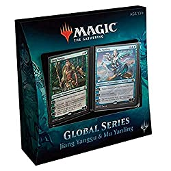 cheap Koyomiya and Muyanrin Magic The Gathering MTG-GS1-DE Global Series Duel Deck