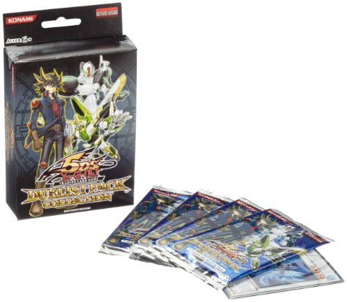 Konami 24098 YGO Duelist Pack Colle 2011 Clamshell