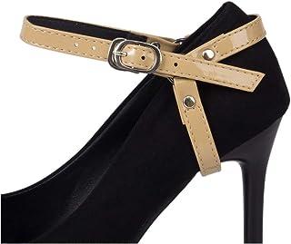 Florawang Detachable Shoe Strap Belt Band for Holding Loose high Heels Pumps