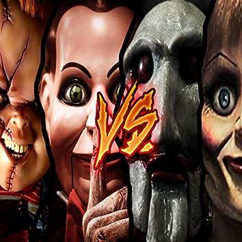Batalla de Muñecos Diabolicos