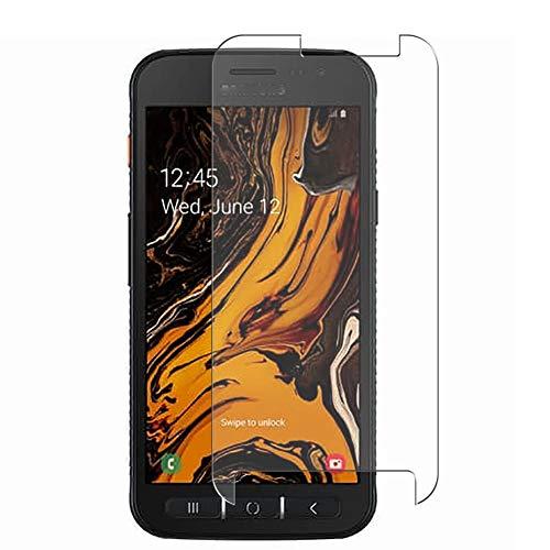 Vaxson 3-Pack Anti Luce Blu TPU Pellicola Protettiva, compatibile con Samsung Galaxy XCover 4s, Screen Protector Film [ Non Vetro Temperato ]