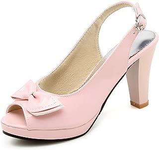 BalaMasa Womens ASL05973 Pu Fashion Sandals