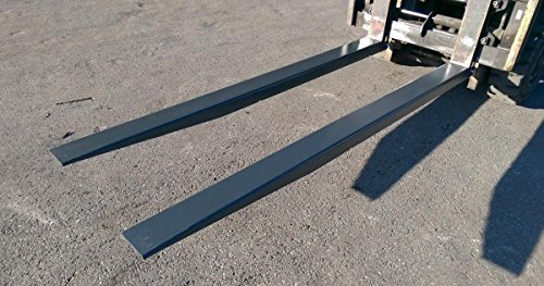 Gabelverlängerung Satz für Stapler Frontlader Zinkenverlängerung 180cm 100x40mm