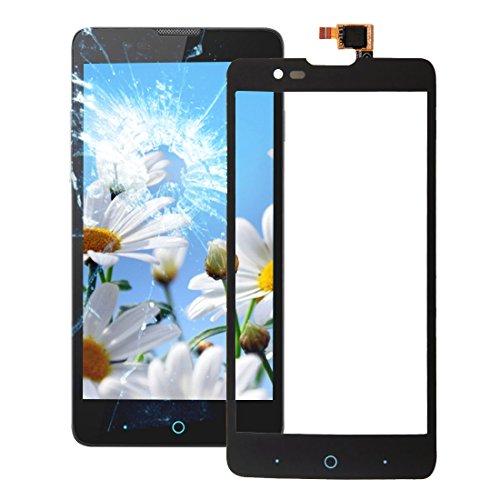 YANTAIAN Piezas de reparación de teléfonos celulares para ZTE Red Bull V5 5.0 Pulgadas Panel táctil