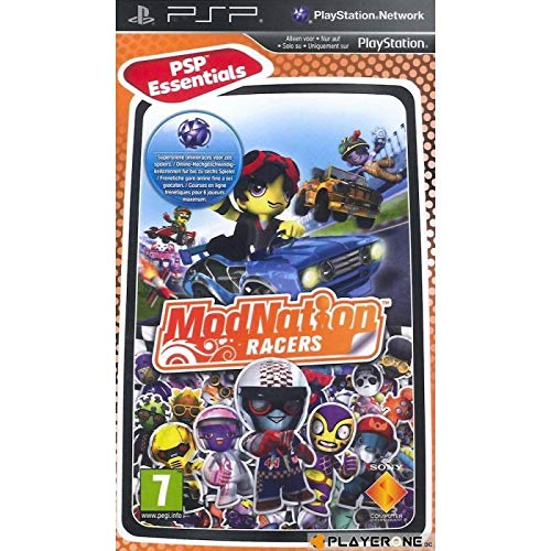 ModNation Racers PSP Essentials PEGI Sony