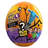 Gather Friends and Playmates to Get This HobbyKids Jackhammer Egg Surprise Crackin' for More Fun Surprises!