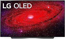 in budget affordable LG OLED55CXPUA Alexa Built-in CX55 4K Smart OLED TV (2020)
