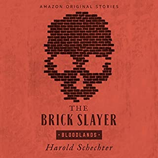 The Brick Slayer audiobook cover art