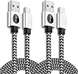 USB Type C Cable, 2Pack Extra Long USB A to USB C Fast Charger Cable 10Ft 6Ft, DEEGO Nylon Braided USB C Cord for Samsung Galaxy S10 S9 A10e A20 A21 S8 A51 A01, Note 10 9,LG V60 V50 V40,Google Pixel