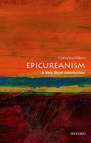 Epicureanism: A Very Short Introduction (Very Short Introductions)