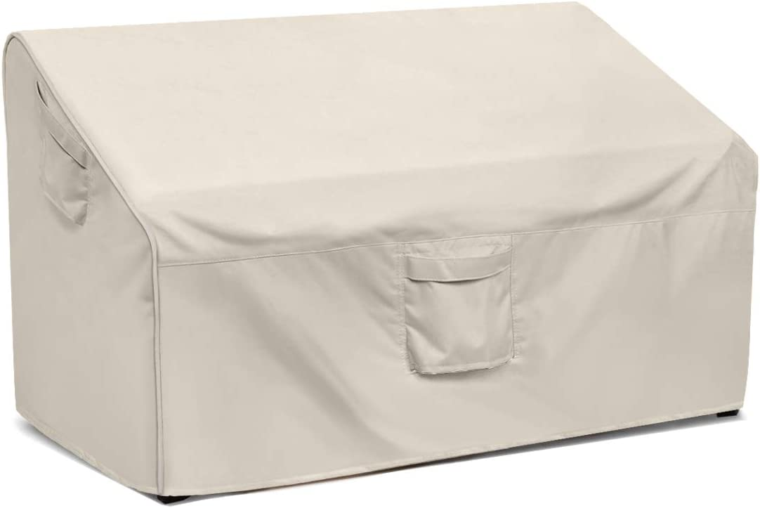 New product! New type Honest Patio Deep Bench Loveseat 100% Fashion Waterproof Cover Outdoor