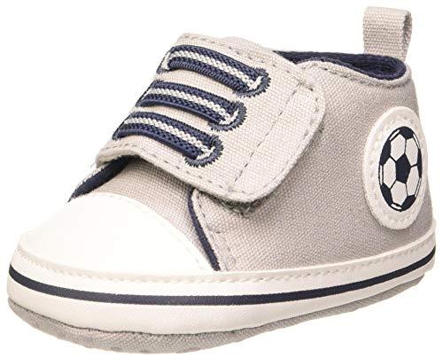 Chicco Polacchino Nik, Sneaker Bambino, Grigio (Grigio 950), 19 EU