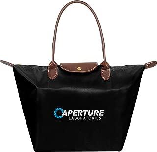 aperture laboratories messenger bag