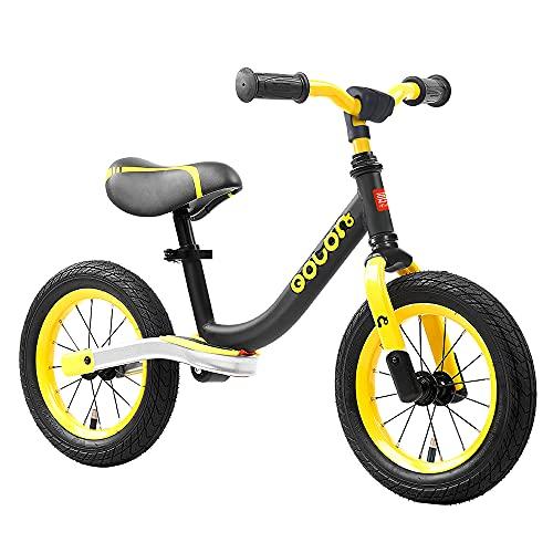 Maydolly Kids Balance Bike Babysport Strider Bikes Walker Ride On Toy 2-Rad-Bikes ohne Pedale für 3-5 Jahre Kleinkind Mädchen Jungen