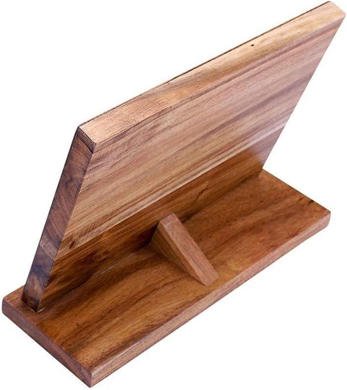 Kitchen knife holder Large Knife Holder Popular brand Wooden Stand latest Br Magnetic