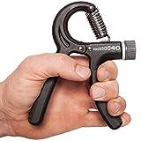C.P. Sports Premium Fingertrainer - Federgriffhantel 10-40 kg verstellbar