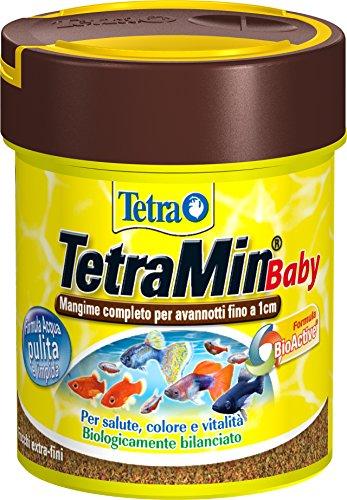 Tetra - Pienso para peces TetraMin Baby, 66ml