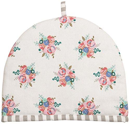 Premier Housewares Amelie Cubre Tetera, Algodon, Multicolor, 2x33x27 cm