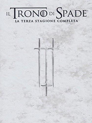 Il trono di spade - Stagione 03 [5 DVDs] [UK Import]