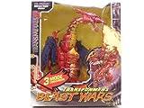 Transformers Beast Wars Evil Predacon Megatron Dragon Action Figure