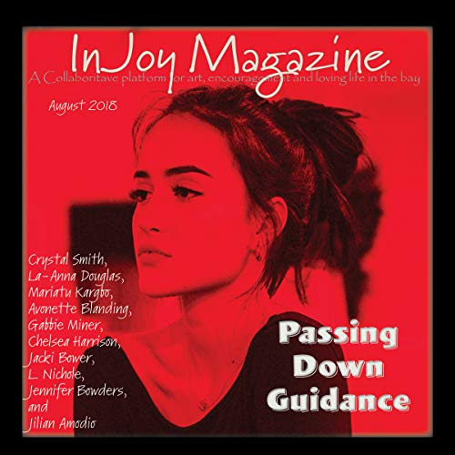 InJoy Magazine: August 2018 cover art