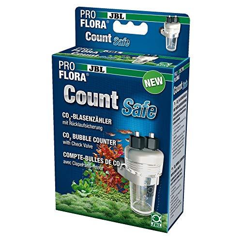 ProFlora Count - safe ll CO2 Neuer Blasenzähler mit Rücklaufsicherung