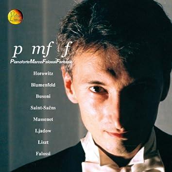 Pianoforte Marco Falossi Fantasie