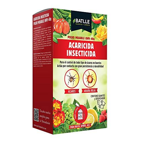 Semillas Batlle Acaricida Insecticida, Marrón