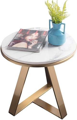ahorra hasta un 50% BJYG Mesa Mesa Mesa Plegable Mesa Auxiliar de mármol de Hierro y oro, Tamaño  50 x 53 cm Mesa Curvada Moderna con Superficie de mármol, oro  Tienda de moda y compras online.