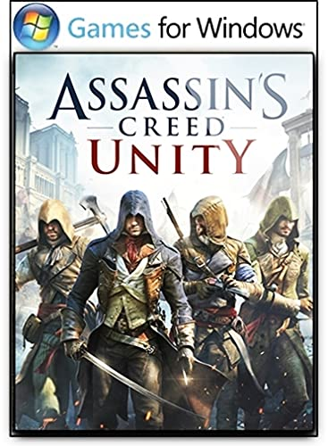 Asassins-Creed-UNITY – Digital Download (NO DVD/CD) – [No Multiplayer/No Redeem* Code] -Full PC GAME