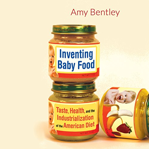 Inventing Baby Food audiobook cover art